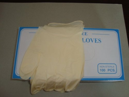 vinyl gloves disposable/Pvc glove/BLUE vinyl gloves/CE/FDA510k