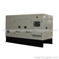 Soundproof Diesel Generator Set With Famous Engine & Alternator