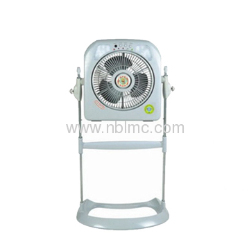 Stand Rechargeable electric box fan