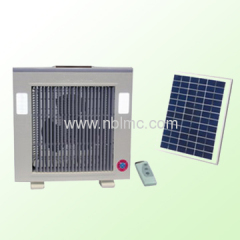 rechargeable solar fan China