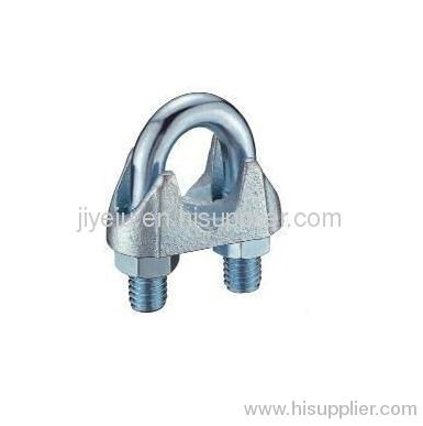 DIN741 wire rope clamps