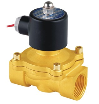 Food Class Silicon Gel Sanitary Solenoid Valves Drink Water