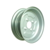 silver wheel rims for Trailers
