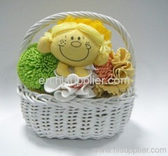fashion wicker gift baskets