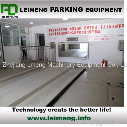 Leimeng horizontal moving parking system(PPY type)