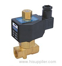2W 2/2 way Mini Normal Open Pneumatic Solenoid Water Valve G1/8