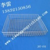 welded wire mesh metal washing basket
