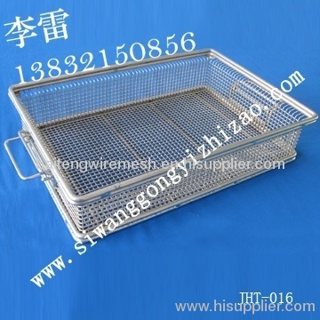 lace edging wire mesh baskets (manufacturer)
