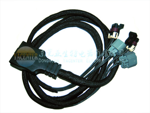 WIRE HARNESS FOR TRUCK HEADLAMP