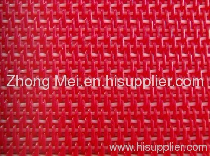 polyester fabric for spunbonded nonwoven cloth forming