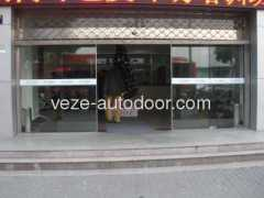 Sliding automatic door system