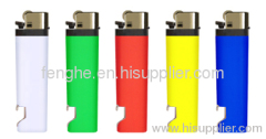 FH-201 disposable lighter with bottle opener
