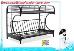 twin/full futon metal bunk bed