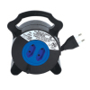 Two outlet European Cable Reels, Europe Cable Coil, Outlet Extension Cords, Euro standard