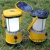 8hours illumination Solar Lantern with 8 LED