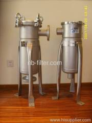 Stainless Steel Eco-IT Bag Filter Filtrations