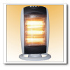 Electric portable halogen heater