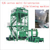 Packing film blowing machine