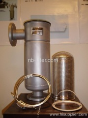 Stainless Steel ECO-IT Bag Filtrations