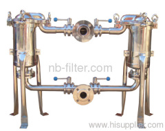 Liquid Filter Bag Systems