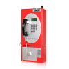 outdoor GSM/CDMA coin-operated payphone wireless/cordless for kiosk/wall-mounted also support smart-card