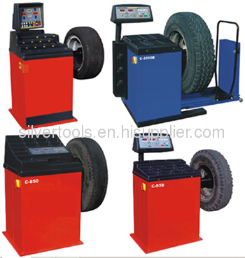electircal tyre balancer , wheel balancer automobile repair test equipment