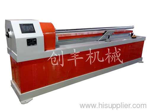 CNC Uniaxial One Blade Paper Core Cutter