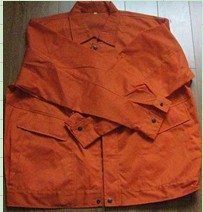 FR 100%cotton jacket