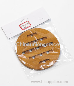 Bamboo Placemat With Round Shape