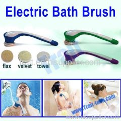 3 in 1 Electric Body Brush Bath Easepal Cleaning System