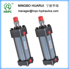 HC carbon steel hydraulic coil doubling acting cylinders