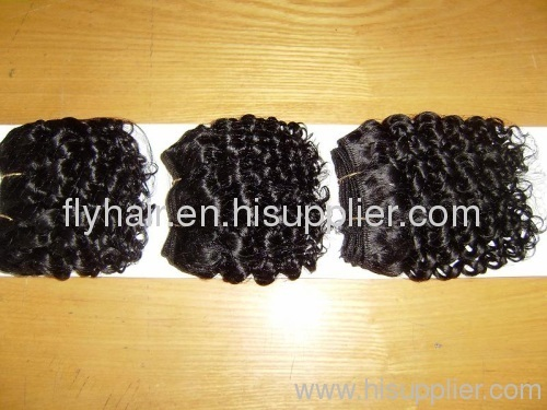 Remy hair weaving, indian remy hair, 100% human hair