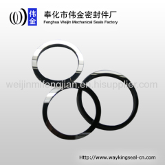 tungsten carbide face seal