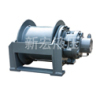 Planetary hydraulic winch with valve sets