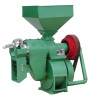 N combined rice mill machine