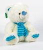 White Plush Toy Bear