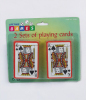2pcs Playing Card Poker Set