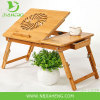BAMBOO PORTABLE LAPTOP NOTEBOOK COMPUTER DESK TABLE BED STAND WORK LAP TOP TRAY