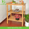 Furniture Wide 2 Shelf Bamboo Bookshelves