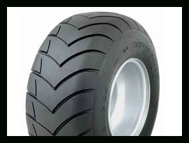22x10.00-10 golf tire with E-4 AV-122 pattern