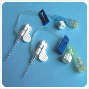 Safety Y-Type I. V. Cannula