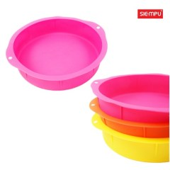 Silicone Round Cake Mould (SP-SB049)