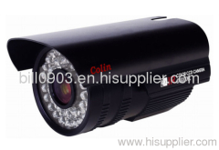 Long distance waterproof CCD camera with PAL or NTSC system