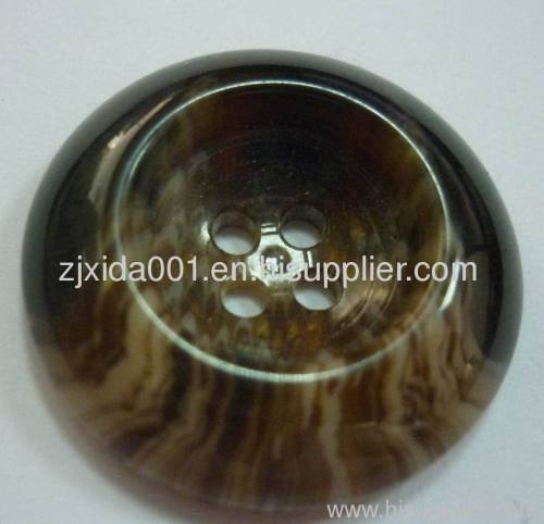 fashion resin button