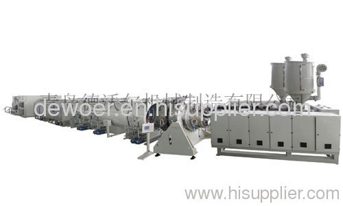 PP/PE Pipe Production Line