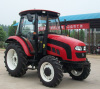 QLN904 90hp 4 wheel drive farm tractor with high speed