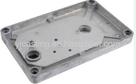 Zinc Die casting Speed reducer casing