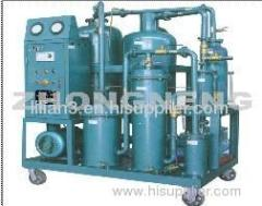 multifunction vacuum insulating oil purifier