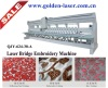 China Bridge Laser Embroidery System Price