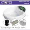 big lcd screen foot spa with infrared belt